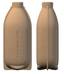 Paper Water Bottle Eco-1