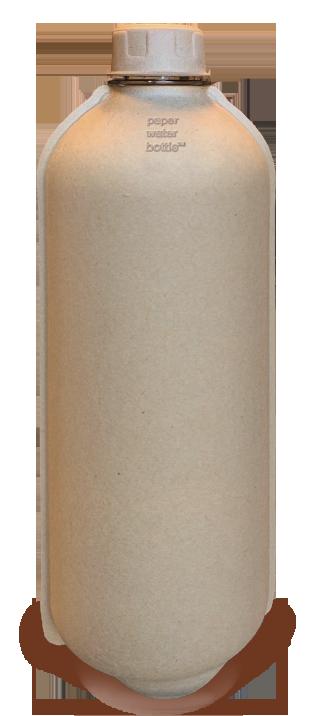 ECO 1 GREEN Paper Water Bottle